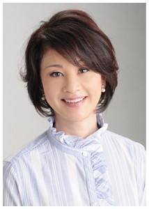 特別講演講師の石井苗子(みつこ)氏