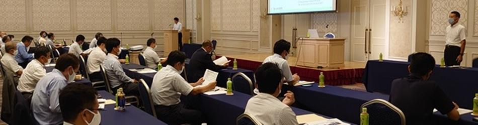 経営者向け測量最新技術講習会を開催